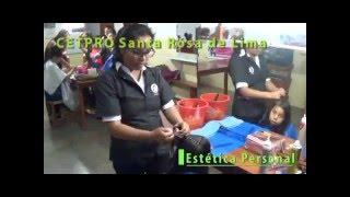 CETPRO SANTA ROSA DE LIMA -  Estética Personal