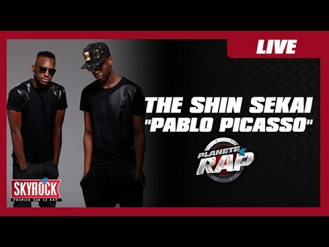 pablo picasso the shin sekai