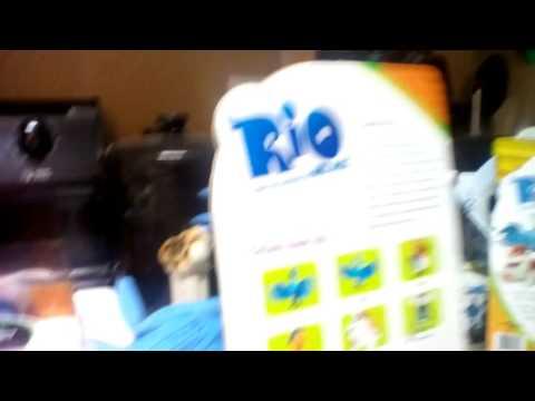 Rio Collection! Plush Pals Jewel