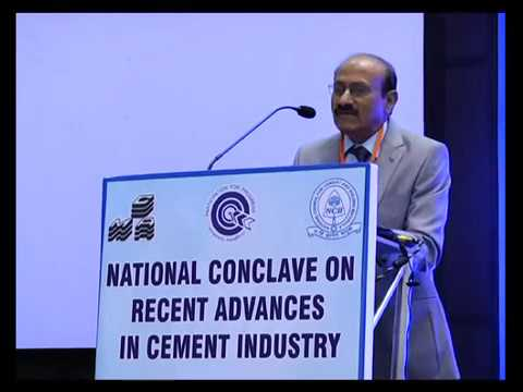 Cement Conclave 2016 By QCFI Hyderabad Chapter PART-1