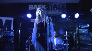 Deborah Bonham Band - Stay With Me Baby / Rock & Roll live @ Backstage at The Green, Kinross,