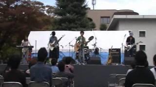 岡山大学軽音FOLK学祭ライブ2011一日目山崎まさよしのコピーバンドです。