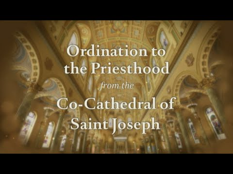 NET TV- Ordination to the Priesthood 2019 (6/01/19)