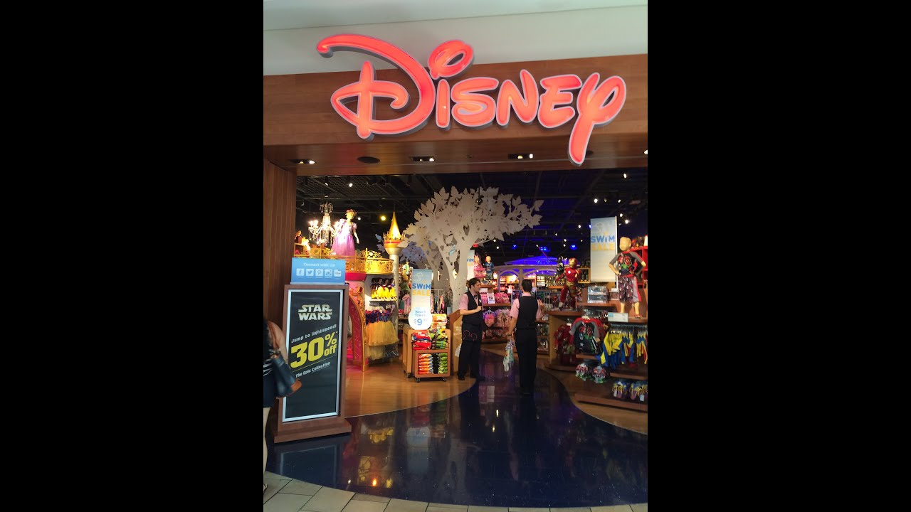 Disney Store Forida Mall