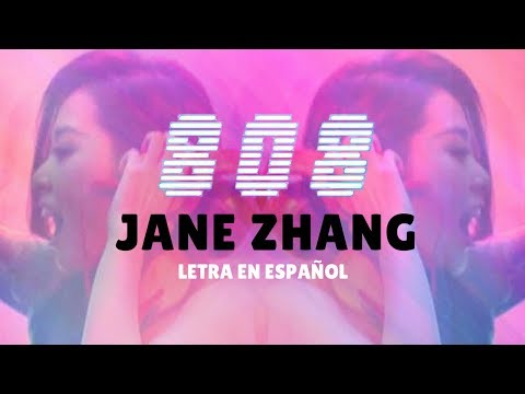 Jane Zhang 张靓颖 808  Jack Novak Remix Sub EspañolSub English