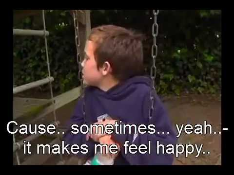 Wyatt Isaacs talks about his life with Aspergers - with English subtitles for a better understanding