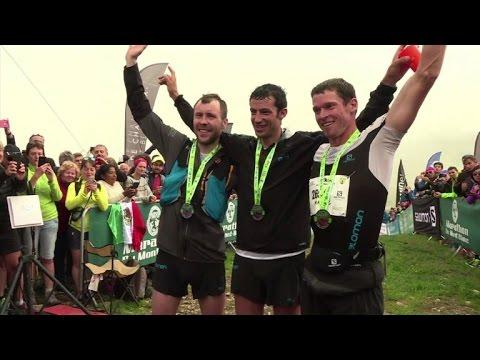 Marathon du Mont-Blanc: Retour victorieux de Jornet