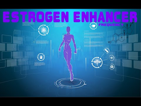 Estrogen Enhancer Frequency - Advanced Future-Channelled Binaural Beat Plus Isochronics Mega-Dose!