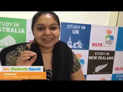 Students Speak: Vaishnavi studying in Western Michigan University, US