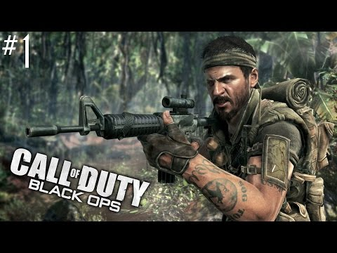 Call of Duty: Black Ops Pt.1 || PS3 || Ascend From Darkness!