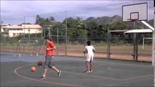 Echauffement BASKET BALL NIVEAU 3