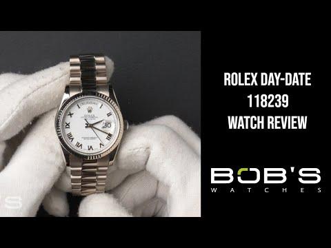 Rolex Day-Date 118239   Bob's Watches
