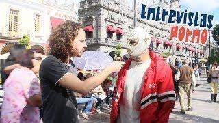 Entrevistas Chistosas sobre P0rn0gr@fía