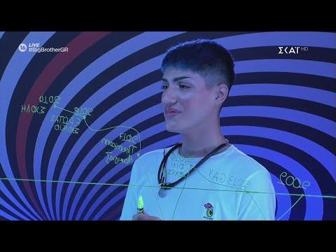 Big Brother | Η εξομολόγηση του Θέμη | 02/10/2020