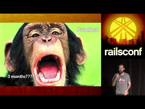 RailsConf 2014 - An Iterative Approach to Service Oriented Architecture by Eric Saxby