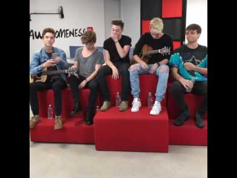 Why Don't We | AwesomenessTv Livestream