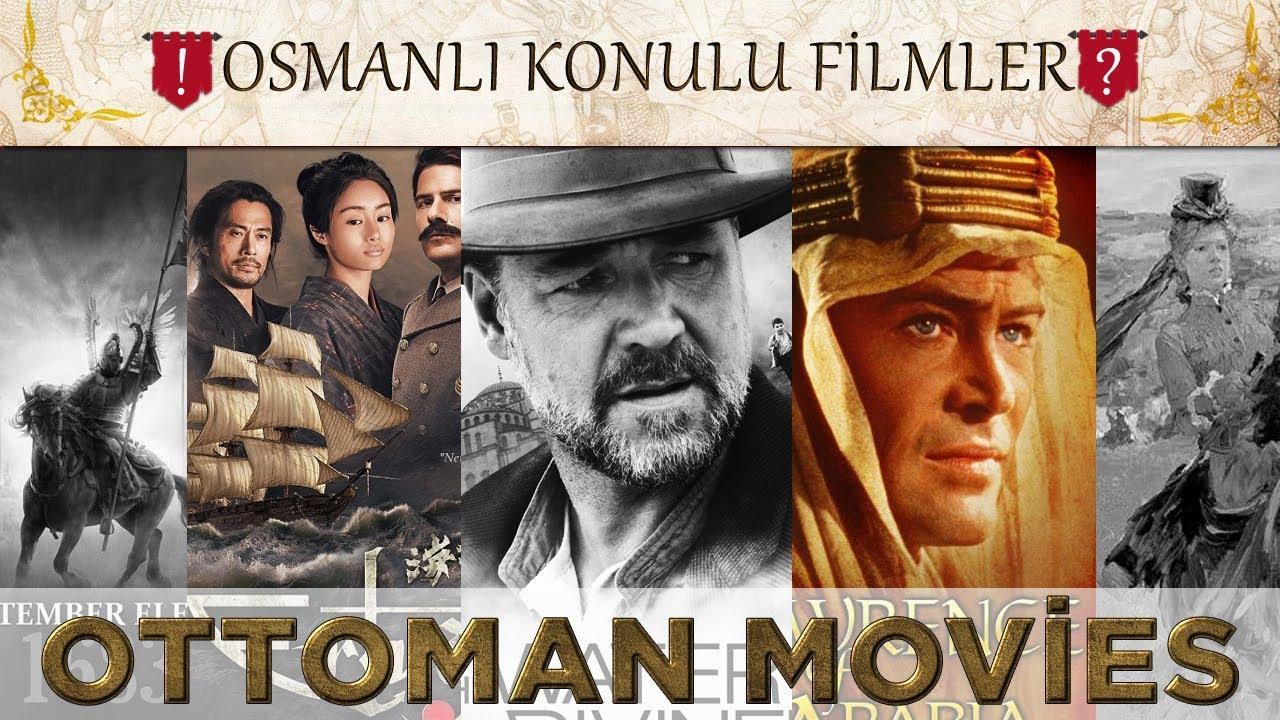 Osmanlı Konulu Yabancı Filmler || TOP 10