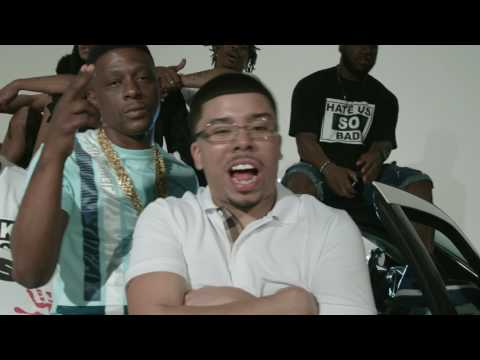 DeeWee ft  Boosie BadAzz (DJ Holiday)  (POLICE DISS)-  Hate Us So Bad (Official Video)