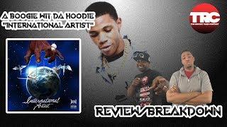 A Boogie Wit Da Hoodie International Artist Review *Honest Review*
