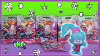Holiday Trolls! Series 6 Trolls Blind Bags | Bins Toy Bin