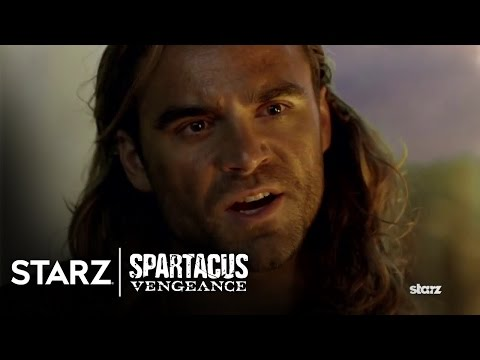 Spartacus: Vengeance | Episode 8 Preview | STARZ