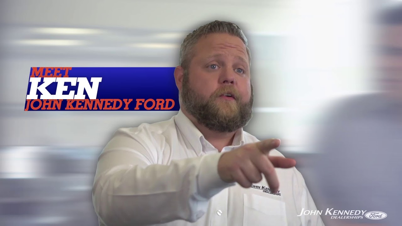 John Kennedy Ford >> John Kennedy Ford 2017 Ford Escape Feature For October Youtube