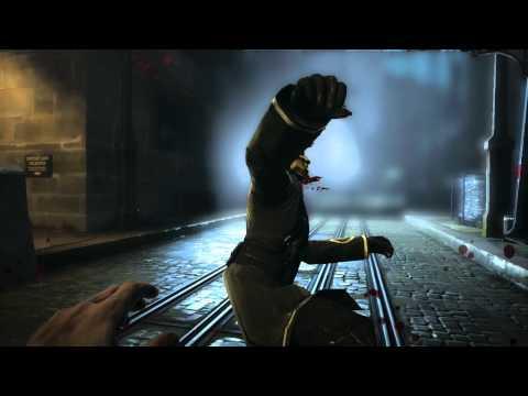 """Dishonored Official E3-2012 Trailer """"The Drunken Whaler"""""""
