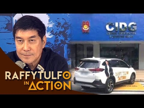 REAKSYON NI IDOL RAFFY SA VIRAL PHOTO NG RAFFY TULFO IN ACTION TEAM!