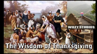 The Wisdom of Thanksgiving