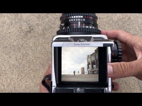 Repeat Hasselblad 500cm Behind the Camera Wedding #2 Film