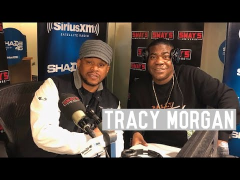 Tracy Morgan Says He Will Never Go Broke After Life Threatening Accident  Talks