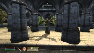 The Elder Scrolls IV: Oblivion playthrough pt17 - Glue Factory Time/Crazy Old Fart