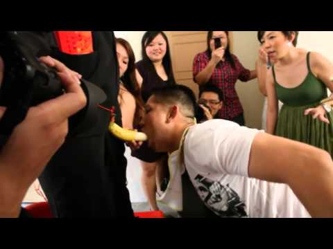 Top 10 Chinese Wedding Games 2011 - 2012