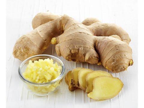 Vegetable name- Ginger