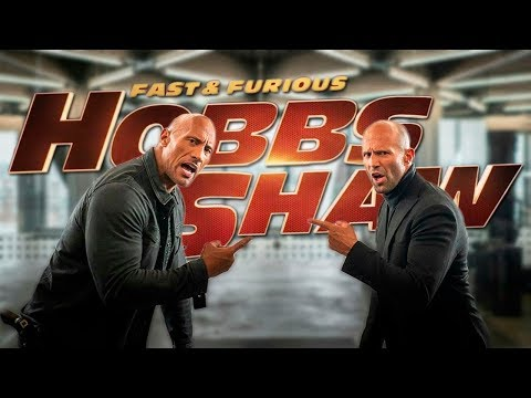 Reaction   Трейлер #1 «Форсаж: Хоббс и Шоу/Hobbs And Shaw»