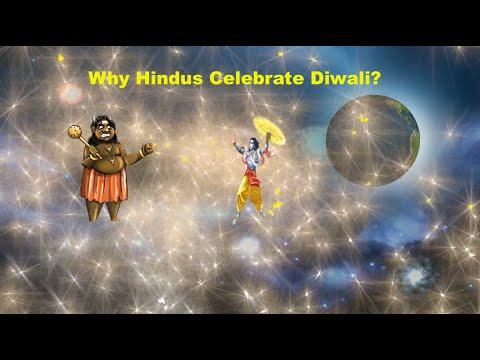 Why Do Hindus Cele Te Diwali Deepavali