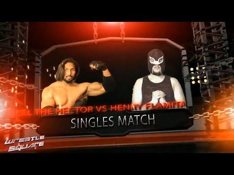 Wrestle Square Pro wrestling War  9 - Baliyan Akki Returns + Neal The Hector vs Henry flamita