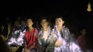 Still too dangerous to rescue Thai soccer team trapped in cave