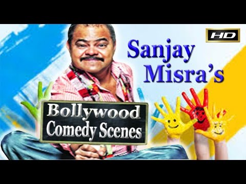 The Best Comedian Sanjay Mishra's  Comedy s