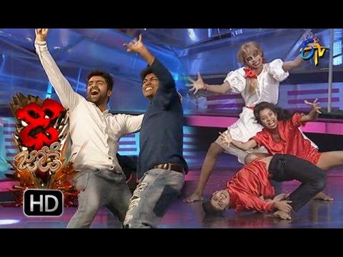 Dhee Jodi - 7th September 2016- Full Episode – ETV Telugu