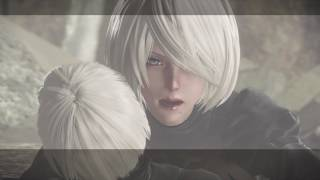 NieR:Automata_ending with soft porn