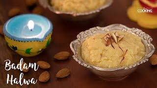 Badam Halwa | Quick Sweet Recipes | Diwali Recipes