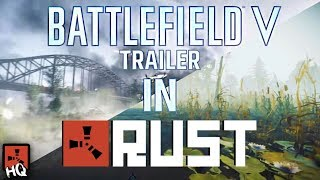 BATTLEFIELD V Trailer Parody - RUST