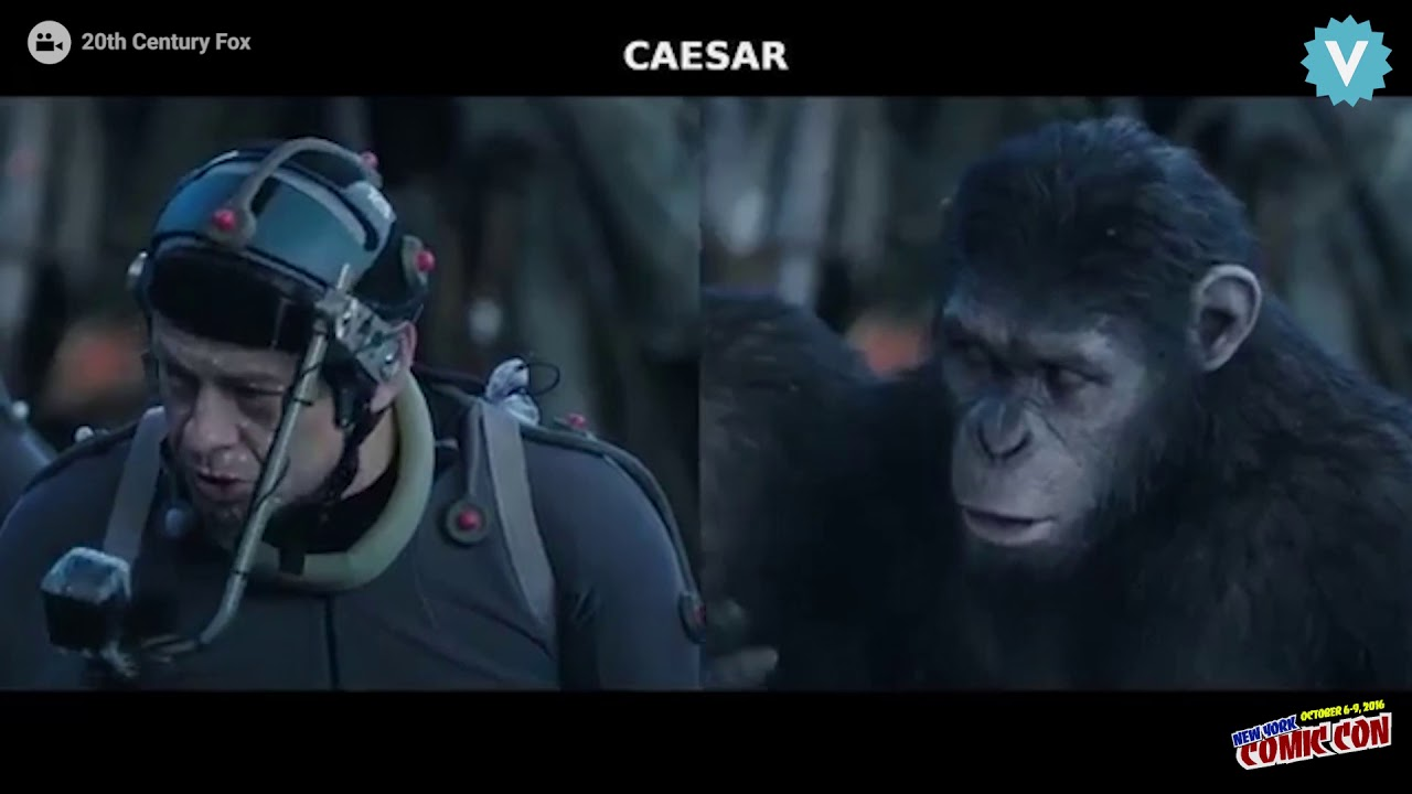 Andy Serkis on the Biggest Challenge of Motion-Capture Acting