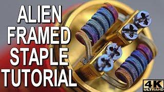 Alien Framed Staple Coil Build Tutorial