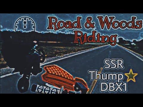 MORE Pit Bike Riding (MotoVlog) - Woods & Road - TaoTao 140cc, SSR 110cc, Thumpstar 125cc |Wheelies|
