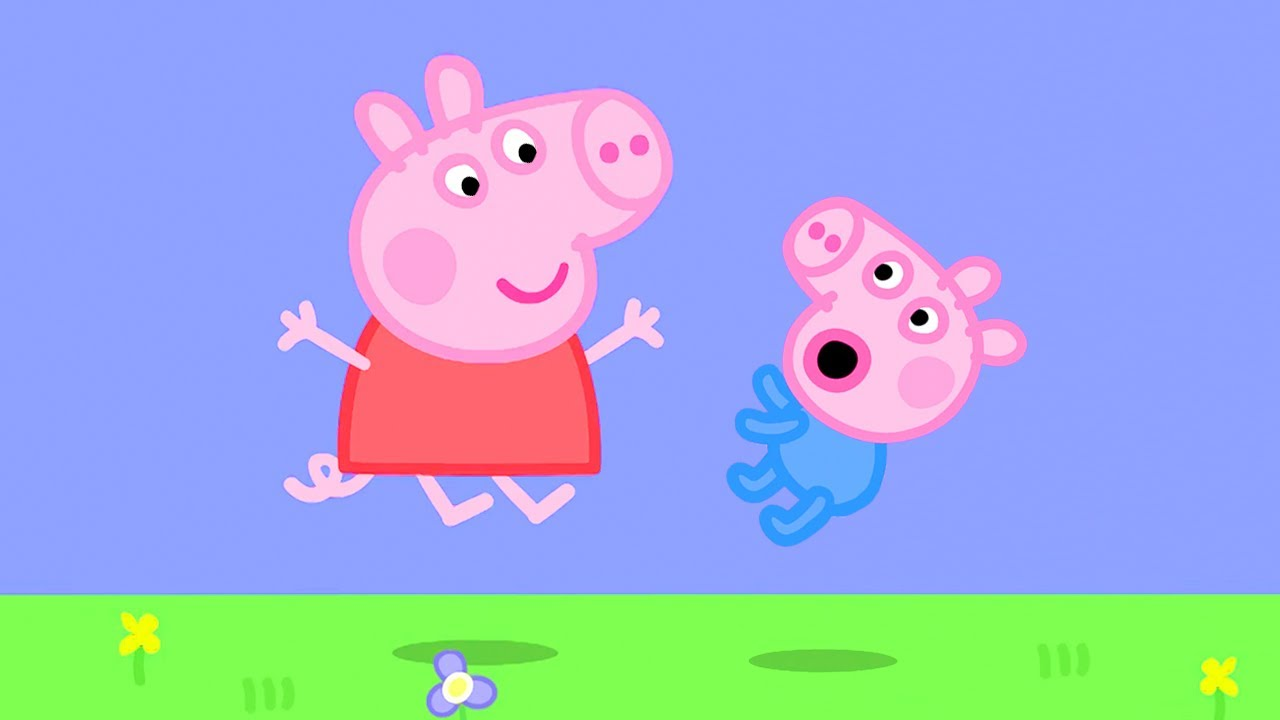 Peppa Pig Official Channel | The Olden Days