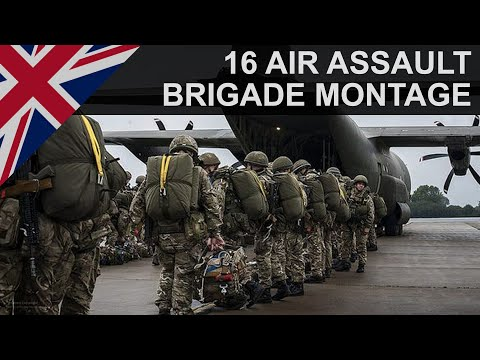 16 Air Assault Brigade | British Airborne Forces | HD