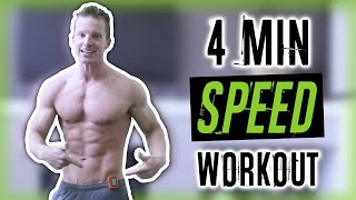 [LOSE WEIGHT FASTER] The SPEED Tabata Workout - Live Lean TV