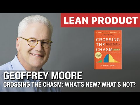 Crossing the Chasm by Geoffrey Moore - Lean Product Meetup